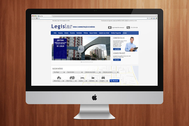 Legislar Imobiliária
