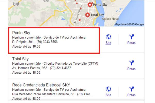 Ponto Sky: Um case de sucesso em vendas pela Internet.