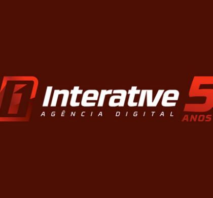 Interative Agência Digital Comemora Cinco anos.
