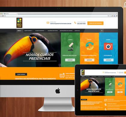 Instituto Rio Itariri lança seu novo site