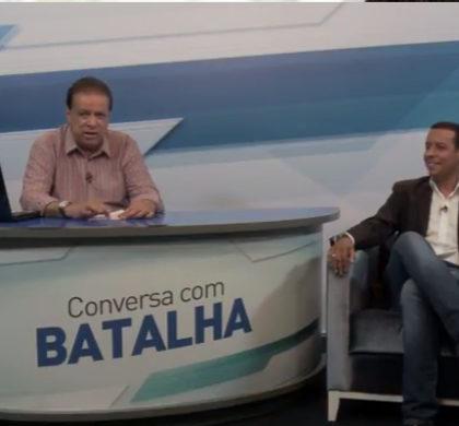 "Assista a entrevista sobre Marketing Digital no Programa"" Conversa com Batalha"""