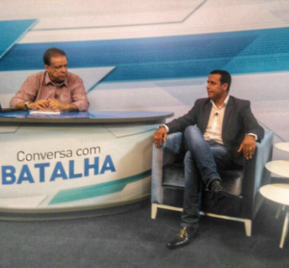 Entrevista Sobre Marketing Digital na TV Atalaia.