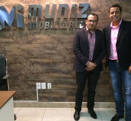 Muniz Imobiliária e Interative fecham parceria de sucesso.